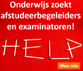 Afstudeergoeroes.nl - Gezocht afstudeerbegeleiders en examinatoren