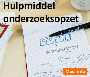 Afstudeergoeroes.nl - Hulpmiddel methodologie